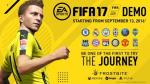 FIFA 17: ¿Cómo descargar la 'demo' disponible desde hoy? - Noticias de ps4