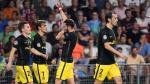 Atlético de Madrid ganó de visita 1-0 al PSV Eindhoven por la Champions League - Noticias de andres guardado