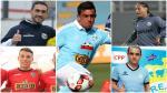 Fútbol Peruano: jugadores colombianos predominan en el campeonato local - Noticias de sebastian ortiz martinez