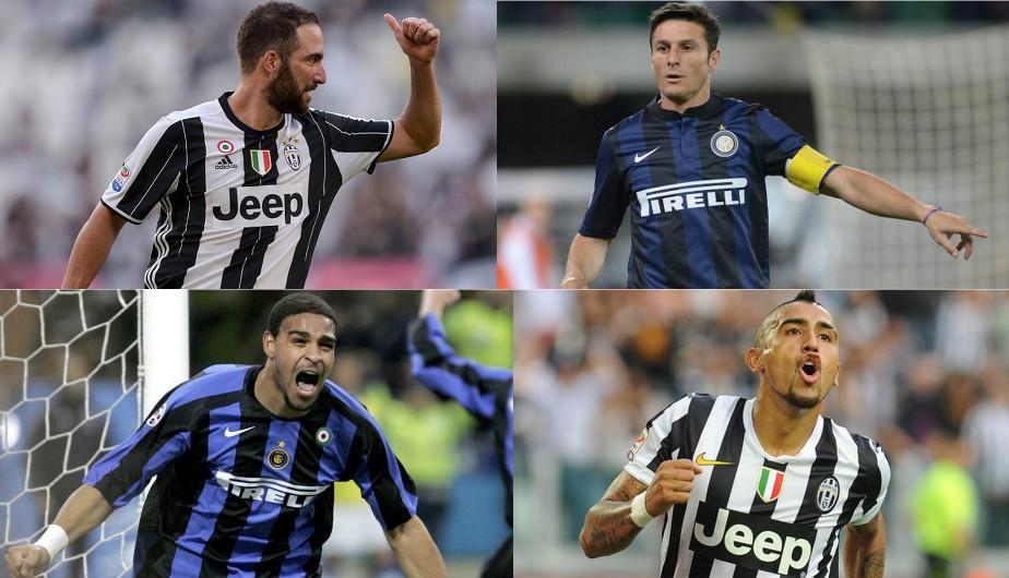 Inter venció a la 'Juve' con pase de Icardi a lo Ronaldinho