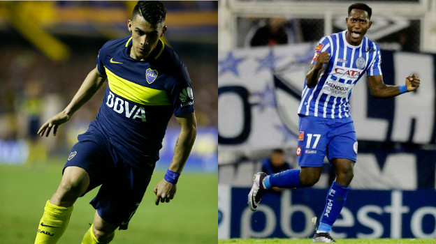 Boca Juniors X Godoy Cruz