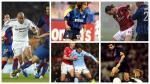 Las figuras que han jugado Clásicos internacionales en ambos equipos - Noticias de milan mario balotelli