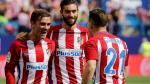 Atlético de Madrid ganó 5-0 a Sporting Gijón por la Liga Santander - Noticias de rio vicente