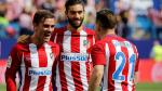 Atlético de Madrid ganó 5-0 a Sporting Gijón por la Liga Santander - Noticias de abelardo cerron carbajal