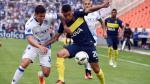 Boca Juniors dejó ir dos puntos tras empatar 1-1 con Godoy Cruz - Noticias de santiago correa