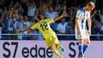 YouTube: jugador del Villarreal marcó golazo desde la media cancha - Noticias de premio puskas