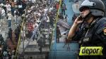 ¿La prohibición de bombos y banderas está alejando a los hinchas de los estadios? - Noticias de cementos lima