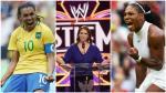 Las diez mujeres que todo fanático del deporte debería seguir - Noticias de ronda rousey
