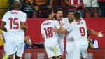 Sevilla venció 1-0 a Real Betis en derbi por la Liga Santander - Noticias de daniel ferreira