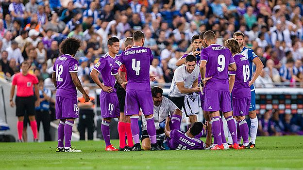 Real Madrid y Villarreal están igualando en el Bernabéu — EN DIRECTO