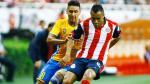 Chivas perdió 1-0 ante Tigres en el Estadio Omnilife por Liga MX - Noticias de jose sosa