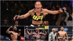 UFC: Cris Cyborg y los diez peleadores que más sufren para cortar peso - Noticias de dieta