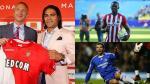 Conoce los 10 futbolistas que arruinaron su carrera con un solo traspaso - Noticias de jackson martinez