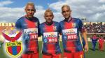 Copa Perú: futbolistas de Racing imitan look de Messi y Neymar - Noticias de neymar peinado