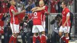 Bayern Munich goleó 3-0 al Hertha Berlín por cuarta fecha de la Bundesliga - Noticias de hertha berlin