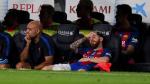 Lionel Messi se lesionó con el Barcelona y será baja tres semanas - Noticias de ivan rakitic