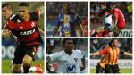 Como Guerrero: otros peruanos en torneos internacionales de Sudamérica [FOTOS] - Noticias de octavos de final copa libertadores 2013