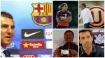 Tuvieron un paso por el fútbol y ahora son Gerentes Deportivos - Noticias de roberto leguia