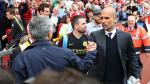 Pep Guardiola defendió a Mourinho por críticas de la prensa inglesa - Noticias de capital one cup