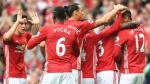 Con gol de Pogba: Manchester United ganó 4-1 a Leicester por Premier League - Noticias de chris morgan