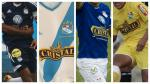 Sporting Cristal y sus últimas camisetas alternativas: blanca, azul, amarilla - Noticias de descentralizado 2013