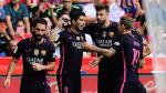 Barcelona ante Gijón: Suárez marcó al llevarse a portero con un toque - Noticias de ajax