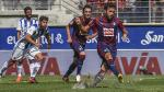 Pedro León pateó penal, falló y mandó la pelota afuera del estadio - Noticias de manuel pellegrini