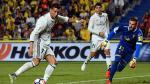 Real Madrid no pudo ante Las Palmas y empató 2-2 por Liga Santander - Noticias de cr7