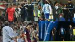 A lo Cristiano Ronaldo: los grandes cracks que se enfadaron al ser sustituidos - Noticias de victor vucetich