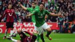 Claudio Pizarro pasó divertido momento comentando su valoración en FIFA 17 - Noticias de aron johannsson
