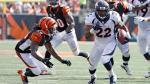 Denver Broncos derrotó a Cincinnati Bengals por la NFL en Ohio - Noticias de jeremy miller