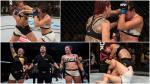 UFC: así fue la contundente victoria de Cris Cyborg en el octágono - Noticias de valentina shevchenko