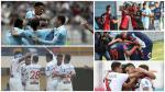 Descentralizado 2016: ocho equipos luchan por los cuatro cupos al Play Off - Noticias de fútbol peruano