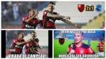 Paolo Guerrero: los mejores memes del peruano tras su gol con Flamengo - Noticias de corinthians