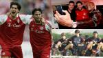 Ballack está de cumpleaños: aquí sus mejores momentos junto a Pizarro - Noticias de owen hargreaves