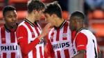 Beto da Silva participó en buena jugada en el tercer gol del Jong PSV - Noticias de fútbol peruano