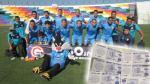 Copa Perú: Deportivo Garcilaso vende rifas para sobrevivir (FOTOS) - Noticias de fútbol peruano