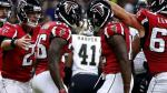 Atlanta Falcons venció a New Orleans Saints por la NFL - Noticias de denver bronco