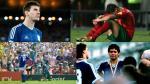 Los momentos más tristes de los grandes cracks del fútbol mundial - Noticias de mundial de brasil 2014