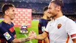 Totti cumple 40 años y Lionel Messi le envía emotivo mensaje - Noticias de rafa nadal