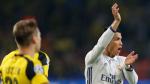 Cristiano Ronaldo y una increíble mano que no fue pitada en Champions League - Noticias de pierre aubameyang