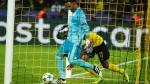 Real Madrid-Dortmund: el error de Navas que terminó en gol de Aubameyang - Noticias de johannes tuchel