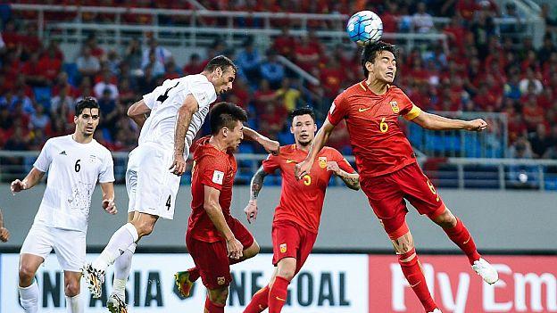 Selección de China