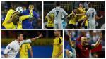 Lo que la TV no te mostró de la jornada de Champions League [FOTOS] - Noticias de arsenal vs cska moscú