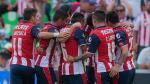 Chivas venció 1-0 a Morelia y avanzó a cuartos de final de Copa MX - Noticias de raul lopez