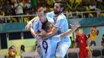 Argentina derrotó 5-2 a Portugal y avanzó a la final del Mundial de Futsal - Noticias de perú vs panamá