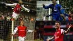 El once ideal en la historia del Arsenal de acuerdo a Santi Carzorla - Noticias de santi cazorla