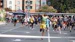 Usain Bolt dejó en ridículo a cincuenta personas en insólita carrera - Noticias de atleta