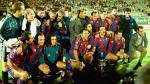 Barcelona 96-97: el equipo culé cuyos jugadores destacan actualmente como entrenadores - Noticias de uefa