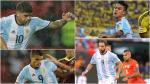 La Selección de Argentina vale 27 veces más que la de Perú - Noticias de martin demichelis
